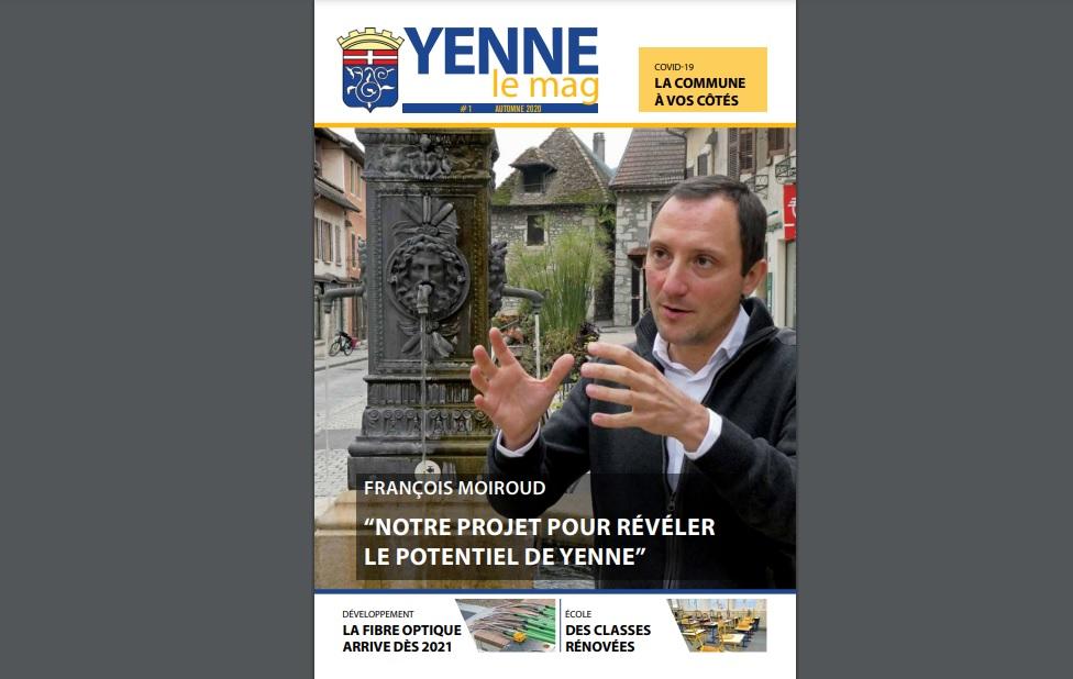 Yenne le Mag #1